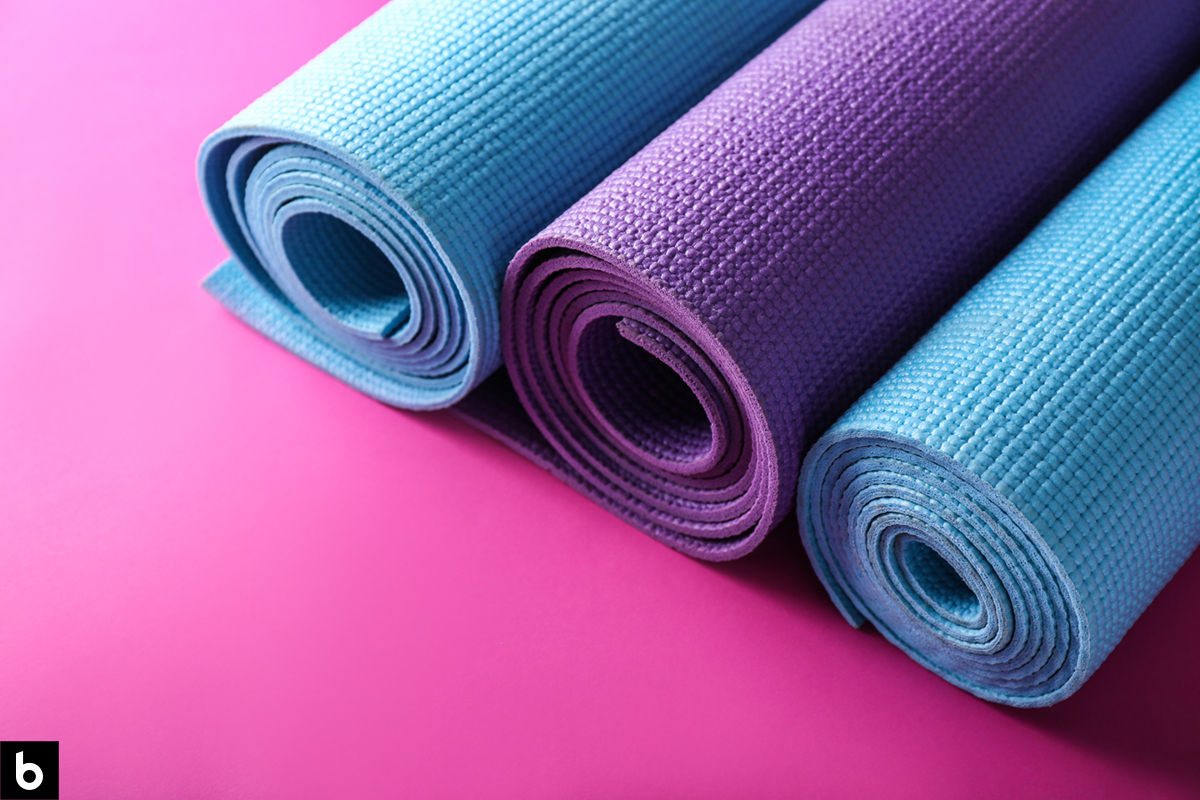 Best Yoga Mats 2020 10 Top List And Guide Burbro