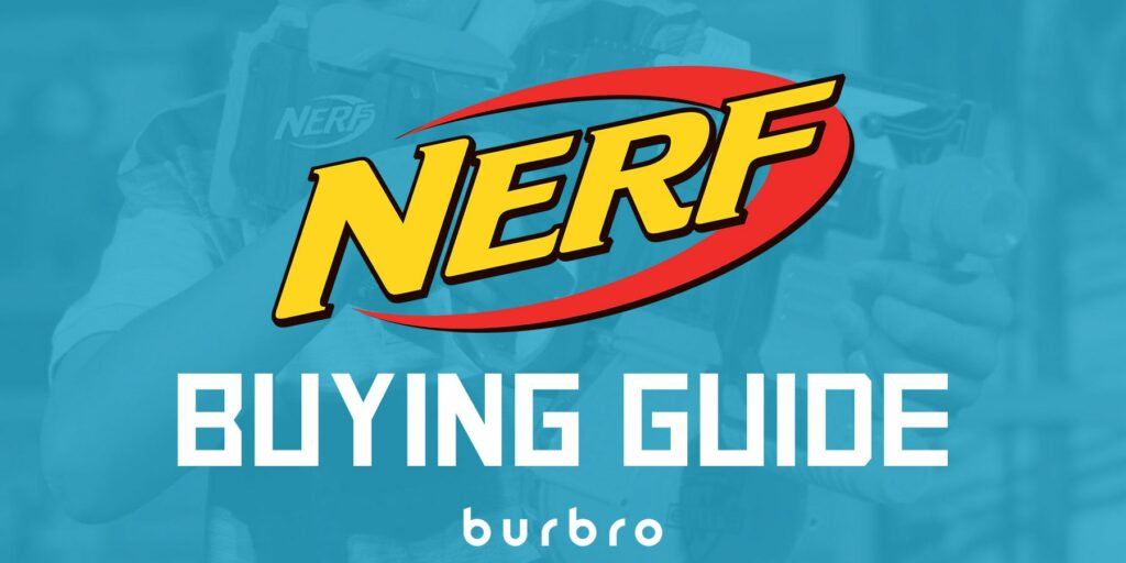 This is the cover photo for our Best Nerf Gun 2021 article.